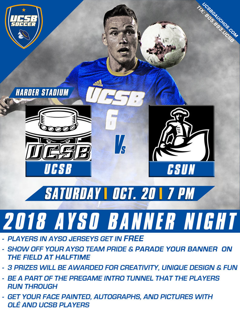 UCSB Banner Night 2018