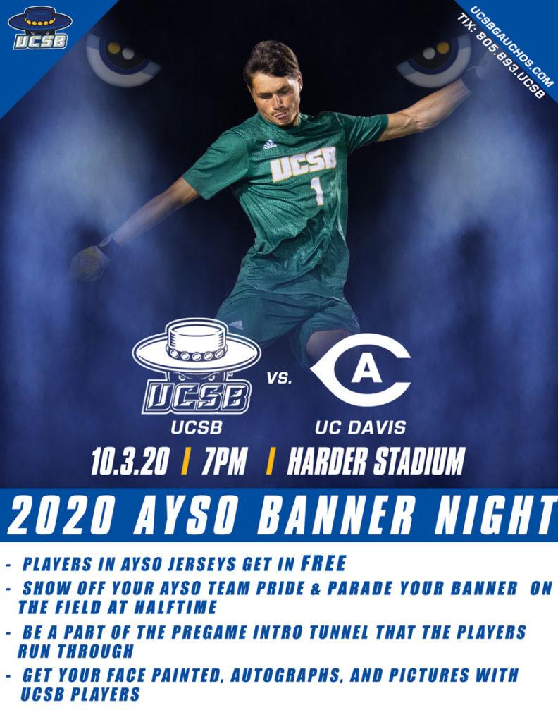 UCSB Banner Night 2020
