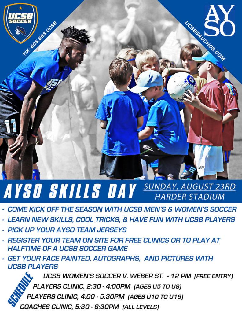 2020 AYSO UCSB Skills Day