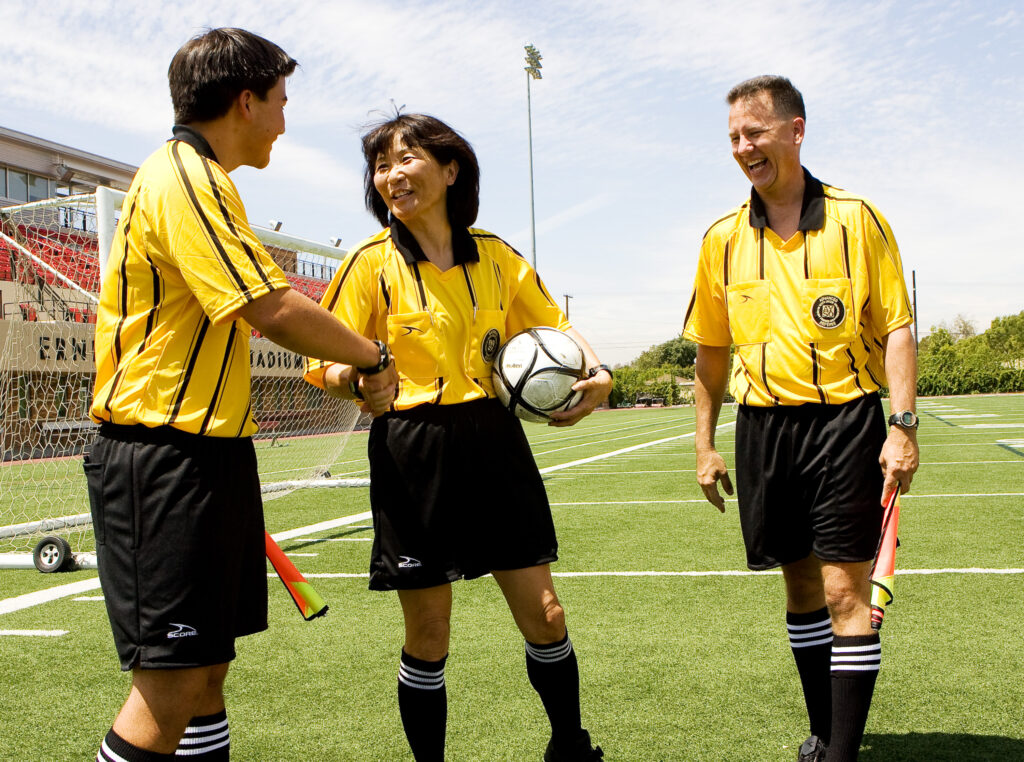 AYSO Referees