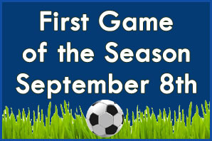 First AYSO game of the Season September 8, 2018