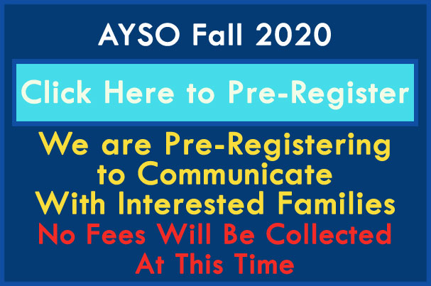 Pre-Register for Fall