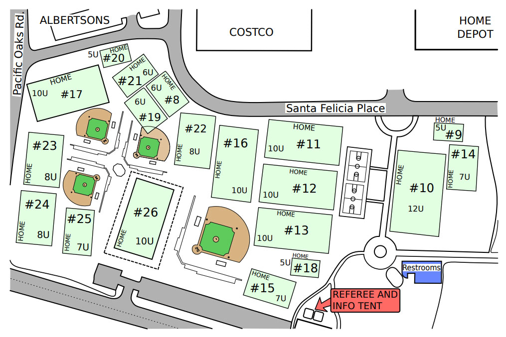 Girsh Field Game Map AYSO
